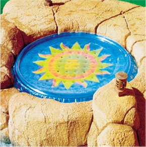 All Solar Sun Rings Products Including The Spa Cover Are Designed To Absorb Sunlight Then Convert And Transfer It Into Heat For